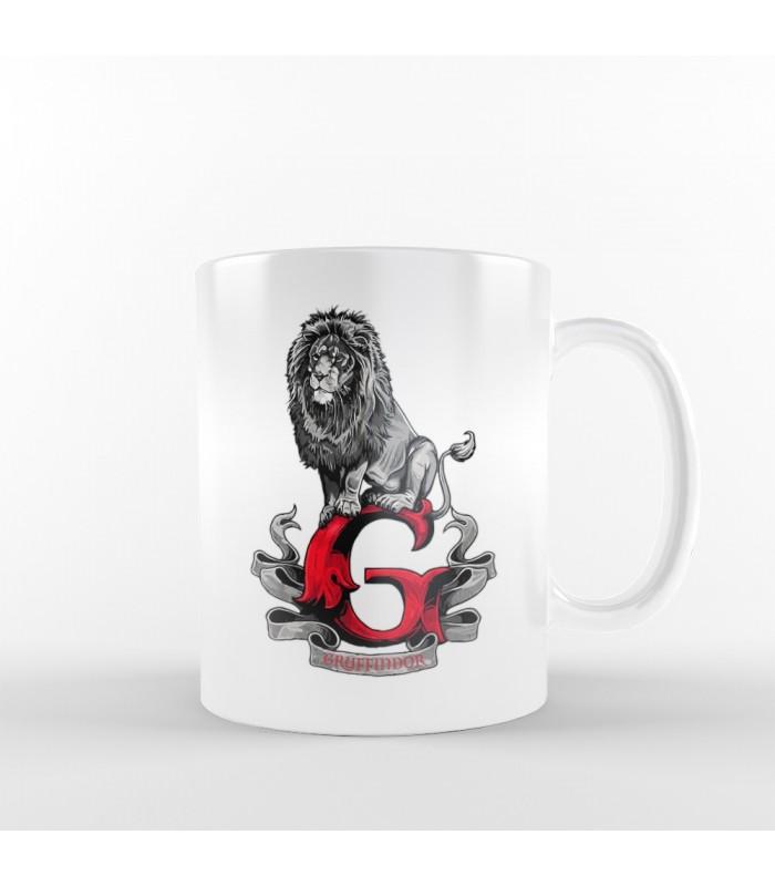 ماگ Gryffindor Lion