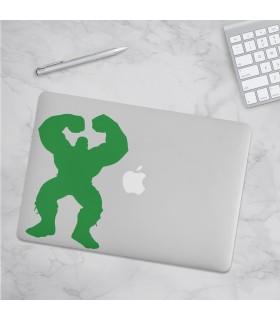 استیکر Hulk - طرح هشت