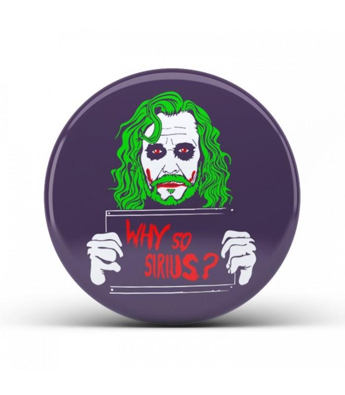 پیکسل Why So Sirius