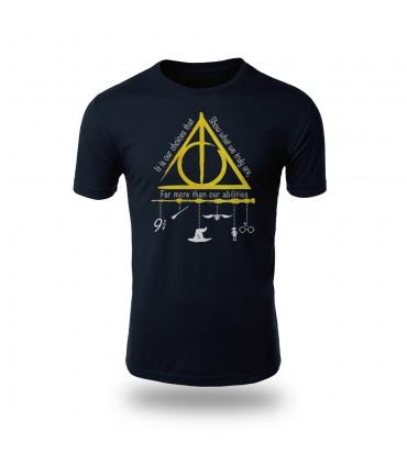 تی شرت Deathly Hallow
