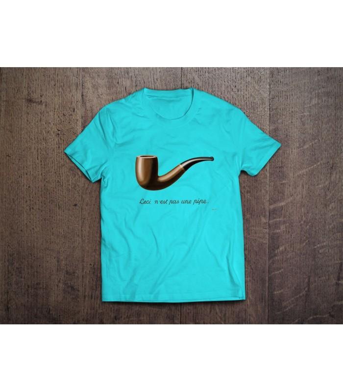 تی شرت این یک پیپ نیست