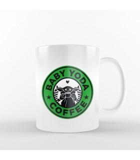 ماگ Yoda Coffee