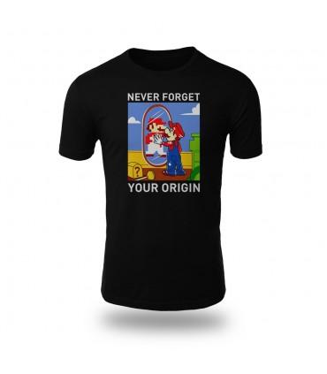 تی شرت Mario Origin