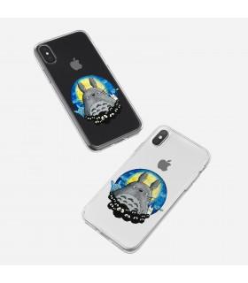 قاب موبایل Totoro - طرح چهار