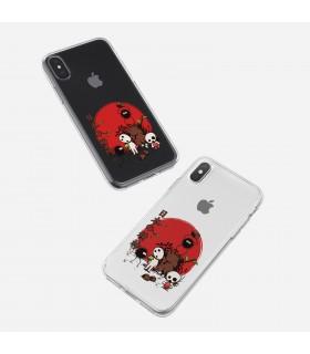 قاب موبایل Princess Mononoke - طرح دو