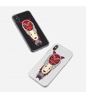 قاب موبایل Princess Mononoke - طرح سه