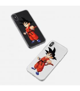 قاب موبایل Goku - طرح سه