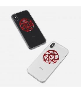 قاب موبایل Fullmetal Alchemist - طرح یک