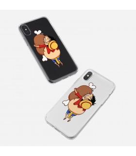 قاب موبایل Luffy - طرح دو