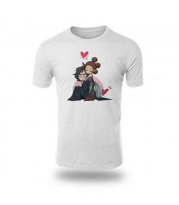 تی شرت Kylo Ren and Rey
