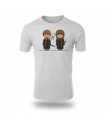 تی شرت Hermione & Ron