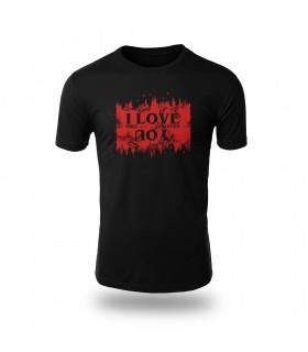 تی شرت Upside Down Love