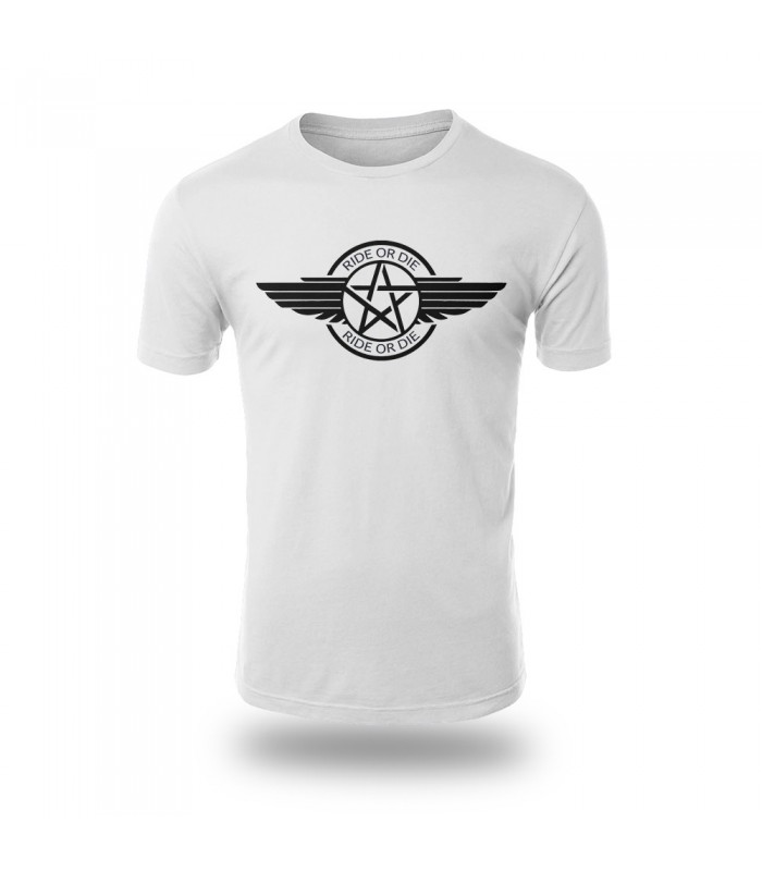 تی شرت Ride or die