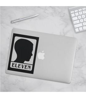 استیکر Eleven- طرح شش