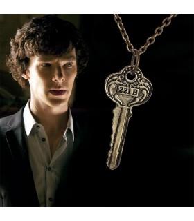 کلید خانه 221B