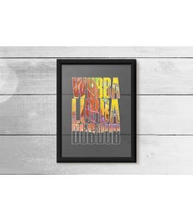 قاب شیشه ای Wubba Lubba