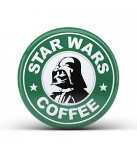 Darth Vader Starbucks
