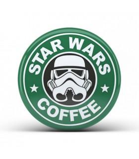 Stormtrooper Starbucks