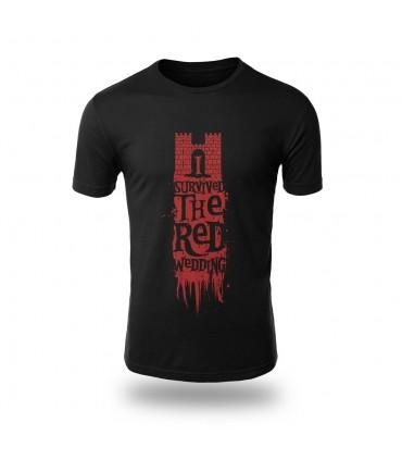تی شرت Red Wedding