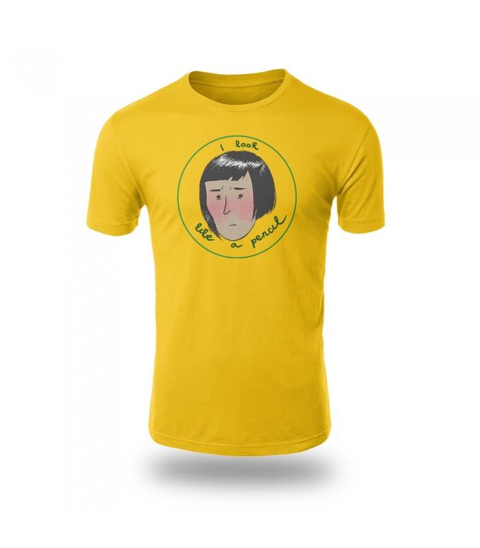 تی شرت I Look Like A Pencil