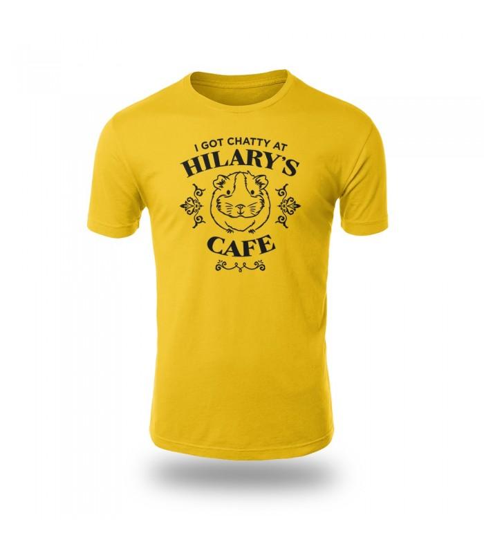 تی شرت Hilary's Cafe