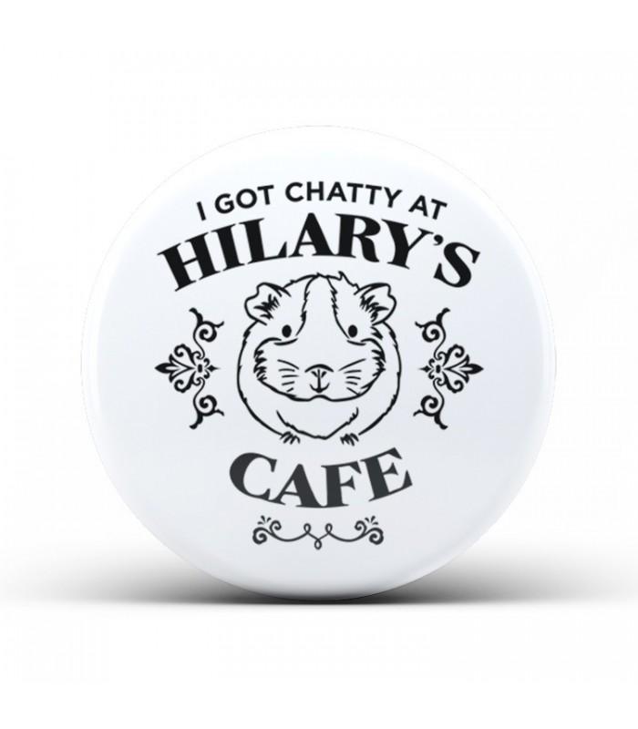 پیکسل Hilary's Cafe