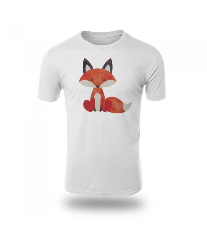 تی شرت Fox - طرح دو