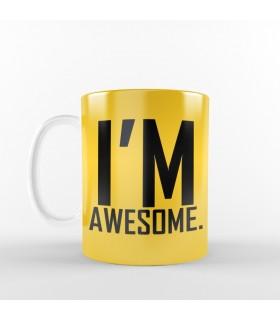 ماگ I'm Awesome