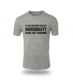 تی شرت شنل نامرئی