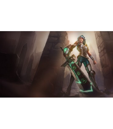 شمشیر ریون بخشوده (Riven Redeemed)