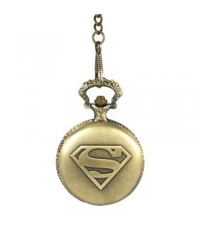 ساعت جیبی سوپرمن