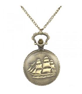 ساعت جیبی USS Constitution