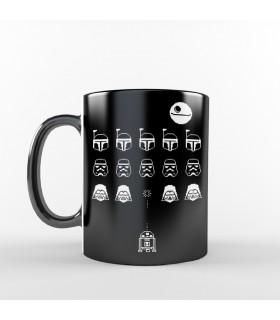ماگ  Darth Vader - طرح سه