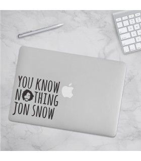 استیکر You Know Nothing