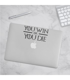 استیکرYou Win Or You Die