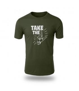 تی شرت Take The Fortnite