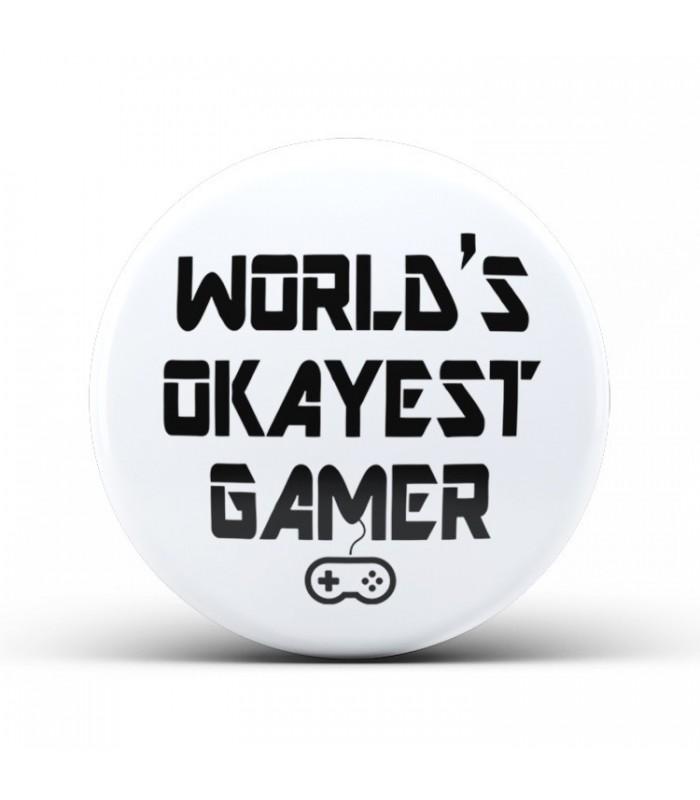 پیکسل World's Okayest Gamer