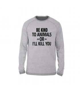 سویشرت Be Kind To Animals