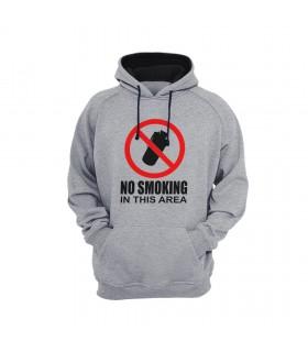 هودی No Smoking