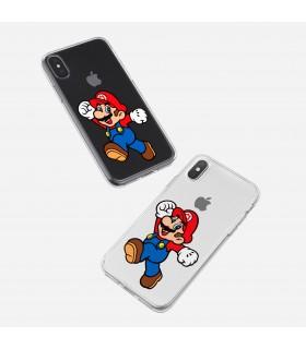 قاب موبایل Mario