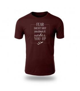 تی شرت Fear