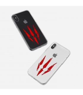 قاب موبایل Witcher - طرح سه