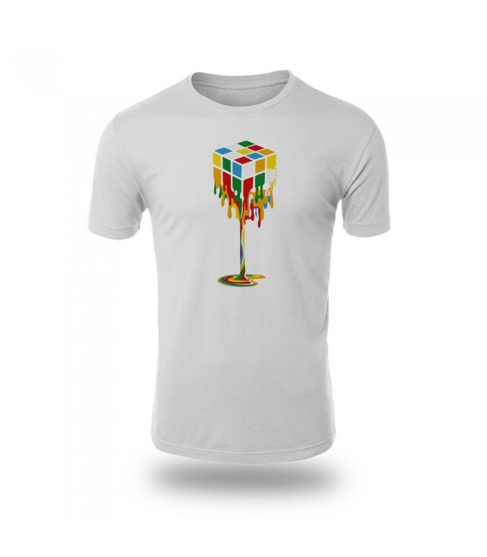 تی شرت Rubik Cube
