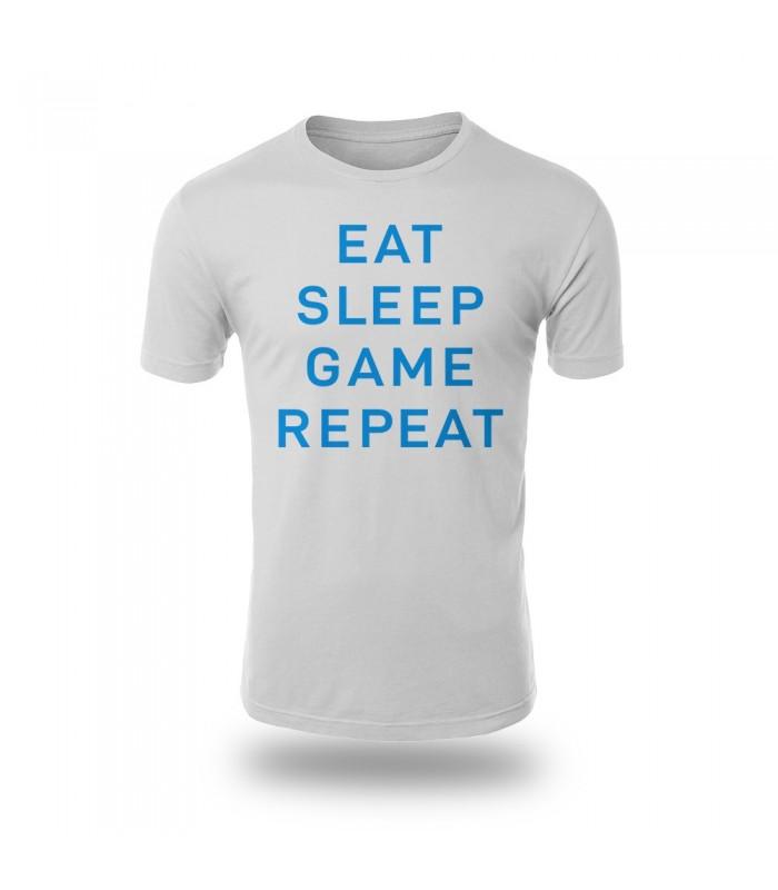 تی شرت Eat Sleep Game Repeat
