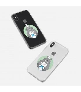 قاب موبایل Totoro - طرح دو
