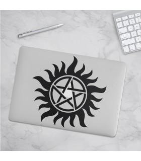 استیکر Supernatural -طرح سه
