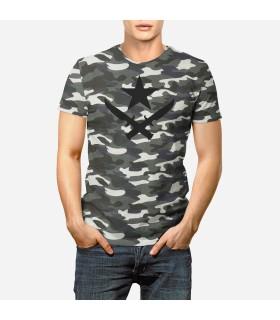 تی شرت ارتشی Terrorist