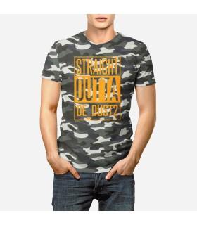 تی شرت ارتشی  De_Dust2