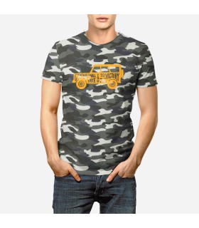 تی شرت ارتشی UAZ