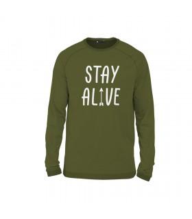 سویشرت Stay Alive
